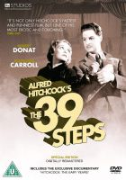 The 39 Steps DVD